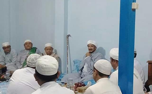 Kunjungi PP. Miftahul Ulum Bakid, Dr. Syaikh Muhammad bin Ismail dari Makkah akan memberikan Muhadlarah Ammah dan Ijazah Kitab Maraqil Ubudiyah