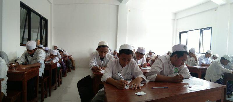 Ujian Kwartal Ke-1 Madrasah Diniyah Miftahul Ulum Digelar Mulai Hari Ini