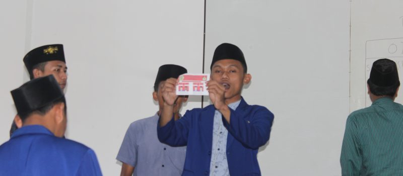DEMA STISMU Lumajang sukses gelar pemilihan Presma 2020/2021