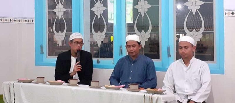 Datangkan Alumnus Al-Azhar, MAHTLA' PPMU Bakid gelar Seminar Motivasi