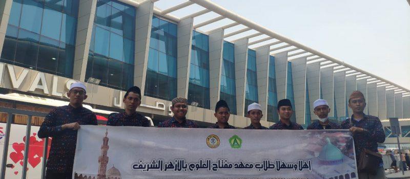 4 Santri PPMU BAKID Lanjutkan Studi Ke Al-Azhar Mesir